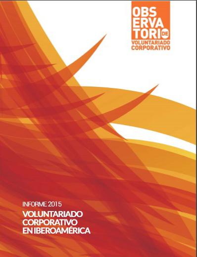 informe voluntariado corporativo 2015