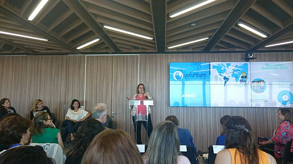 lula ballarino aniversario voluntare medicion voluntariado corporativo