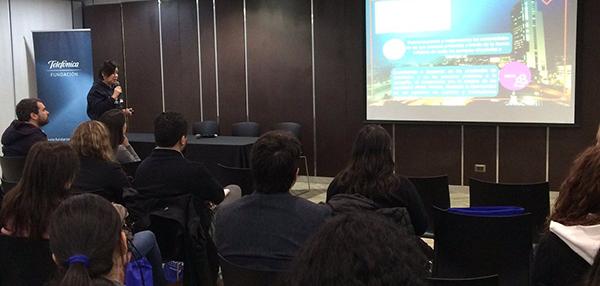 jornada Voluntariado Corporativo Chile sept 2016 Voluntare