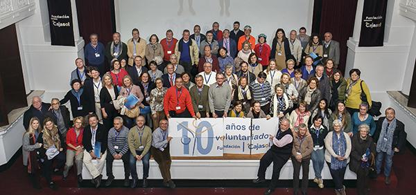 X Encuentro Voluntarios Cajasol 2017 voluntariado corporativo