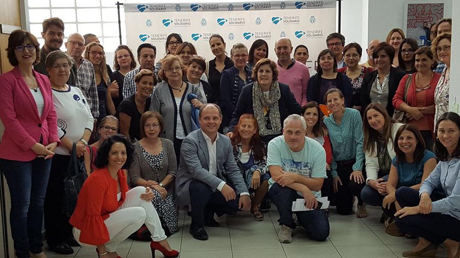 Desayuno-Sinpromi-Voluntare-Tenerife-voluntariado-corporativo-junio-2017