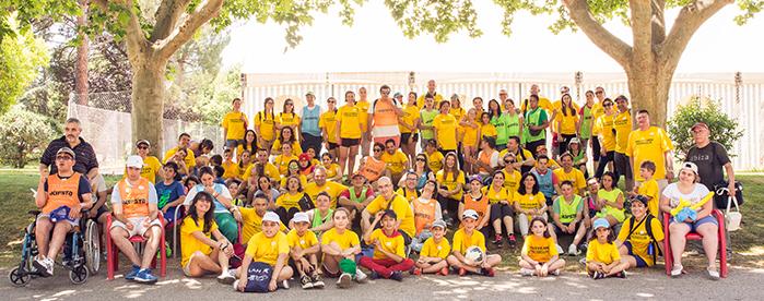 Dia Voluntariado Familia 2017 Prosegur