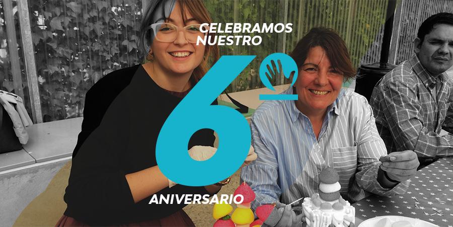 quinto aniversario voluntare