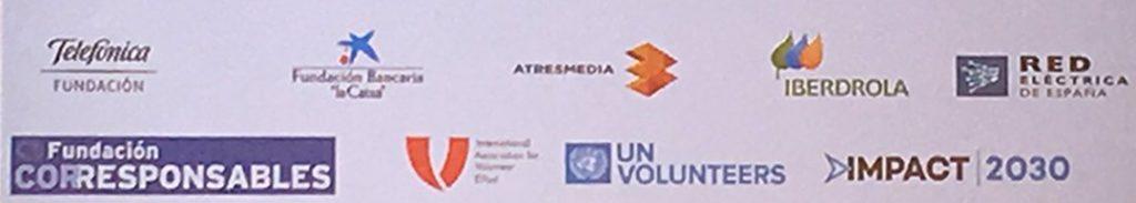 empresas ii congreso internacional oluntariado corporativo voluntare