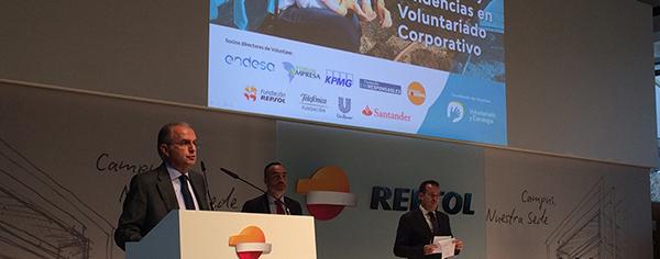 6 aniversario Voluntare 2017 Campus Repsol