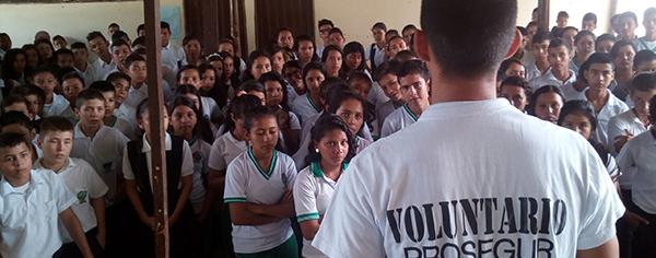 voluntariado corporativo fundacion prosegur 2017