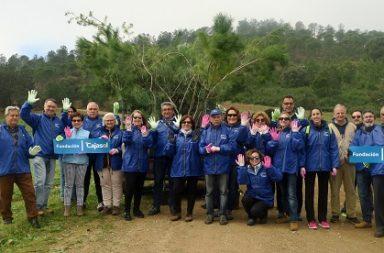 voluntariado medioambiental corporativo fundacion cajasol abril 2018