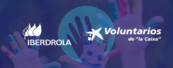 iberdrola_lacaixa_voluntare_voluntariado_corporativo
