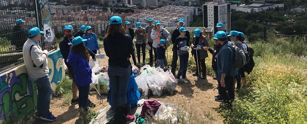 400 voluntarios corporativos SUEZ Spain se suman a Let's Clean Up Europe!