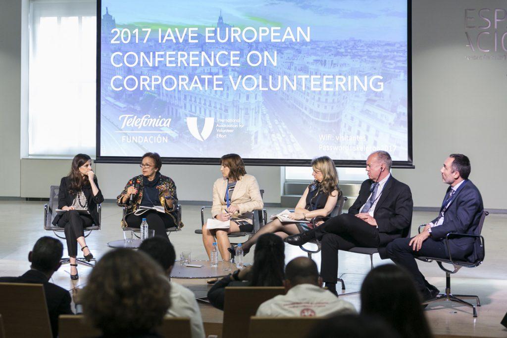 conferencia europea IAVE