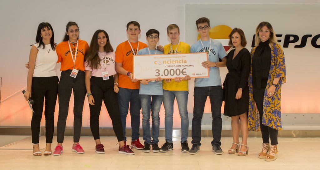 Energia con Conciencia. Fundación Repsol. 2017-2018.
