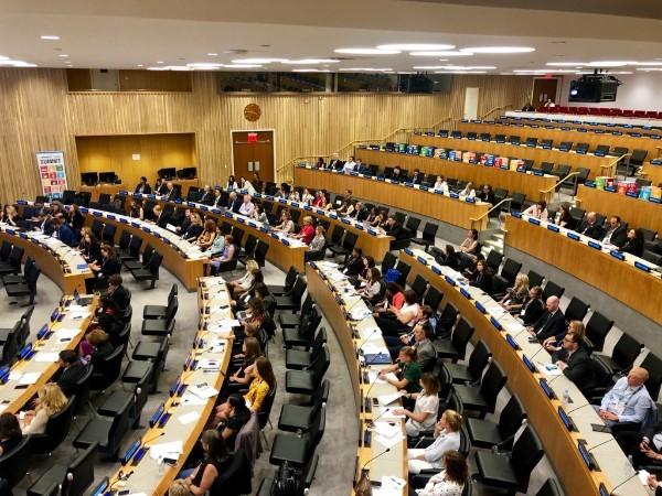 panoramica impact2030 en ONU Nueva York Cumbre 2018
