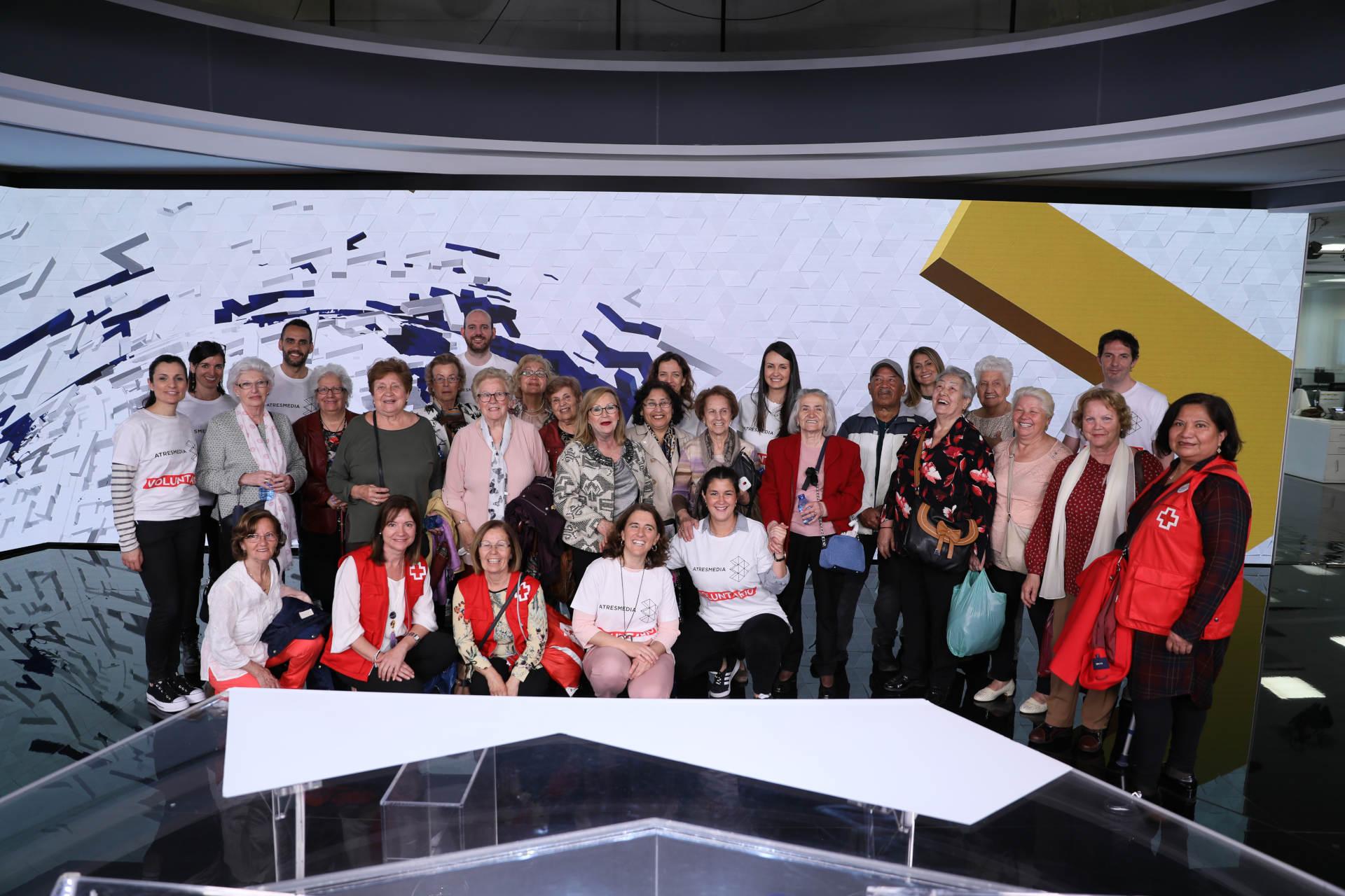 Atresmedia y Cruz Roja con mayores voluntariado corporativo en Give and Gain