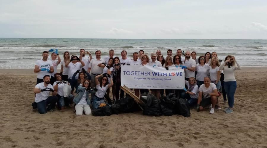 nh hotel group voluntariado RIOS