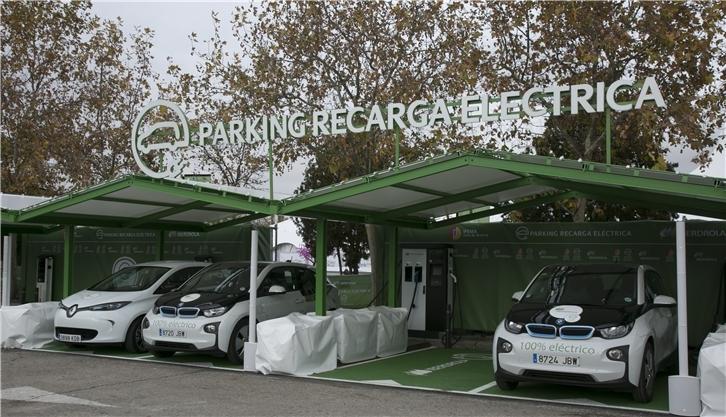 parking_recarga_electrica_iberdrola_en_ifema_alianza_movilidad_sostenible