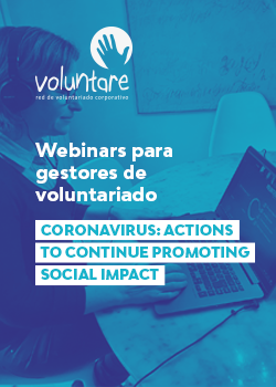 webinar voluntariado corporativo coronavirus voluntare marzo 2020