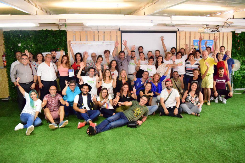 mentor day busca mentores voluntarios para acompañar a emprendedores poscovid
