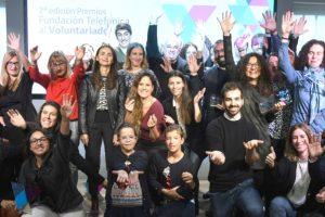 premios-voluntariado-fundacion-telefonica-ganadores-2019