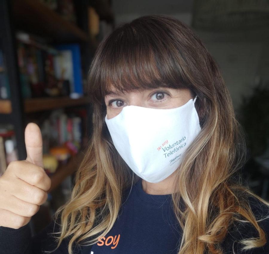 volunariado no presencial coronavirus webinar GEVE - voluntaria telefonica divt