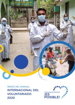 manual de instrucciones para unirse a la campaña en redes sociales del día internacional del voluntariado 2020 promovida por UNV