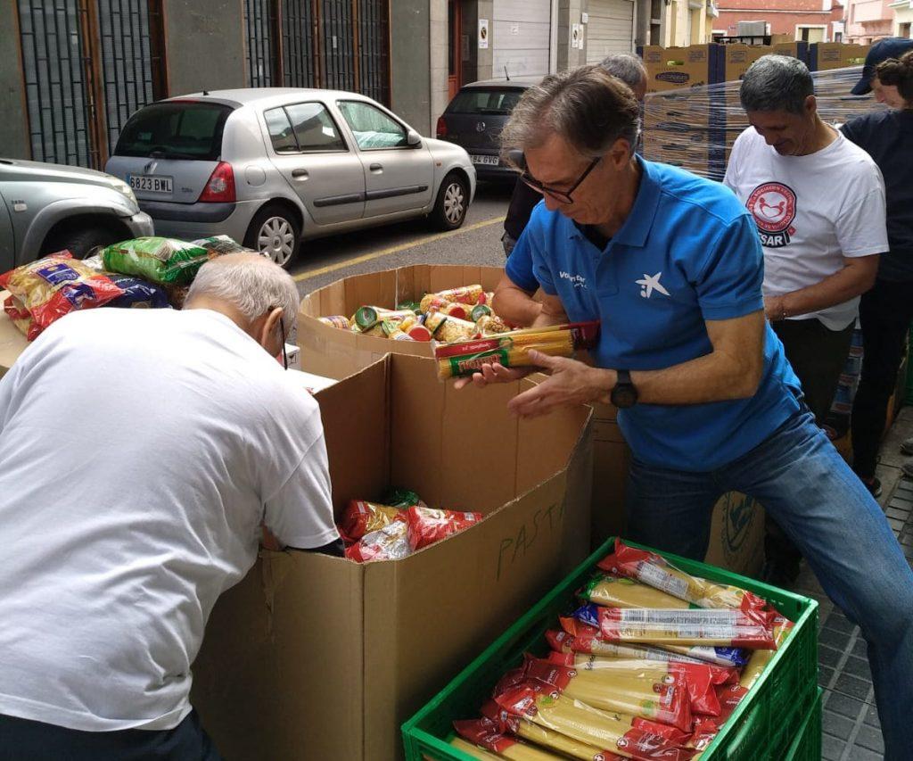 voluntariado corporativo asociacion voluntarios caixa caixabank