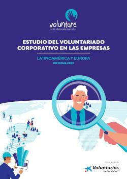 Estudio del Voluntariado corporativo Latinoamerica y Europa 2020