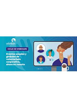 Webinar Voluntare covid grandes eventos anuales a nivel global noviembre 2020