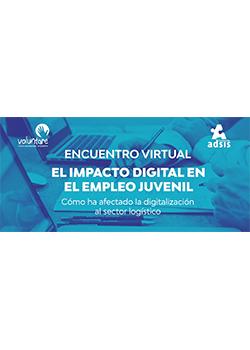 voluntare fundacion adsis impacto digital empleo colectivos vulnerables sector logistico voluntariado corporativo