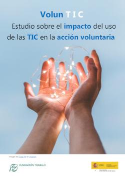VolunTIC Fundacion Tomillo impacto nuevas tecnologias en voluntariado, organizaciones y personas.