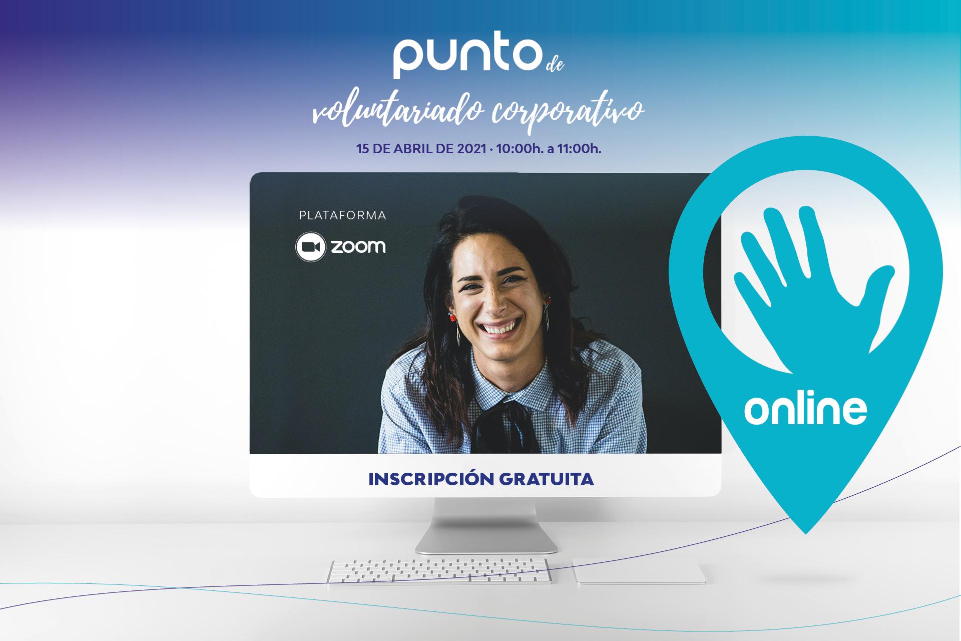 punto voluntariado voluntare online primera edicion 2021
