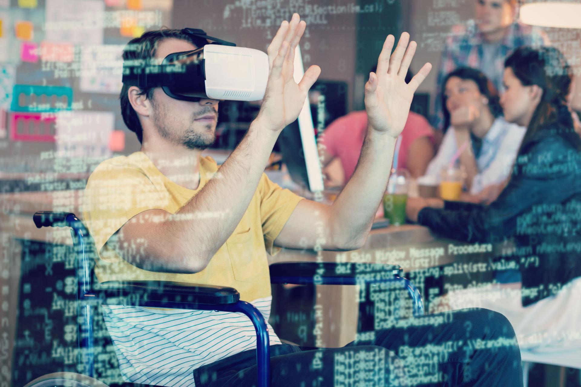 Ventures4Inclusion lanzadera emprendimiento empleo digital personas discapacidad. FDI, Indra, HandsOn Spain