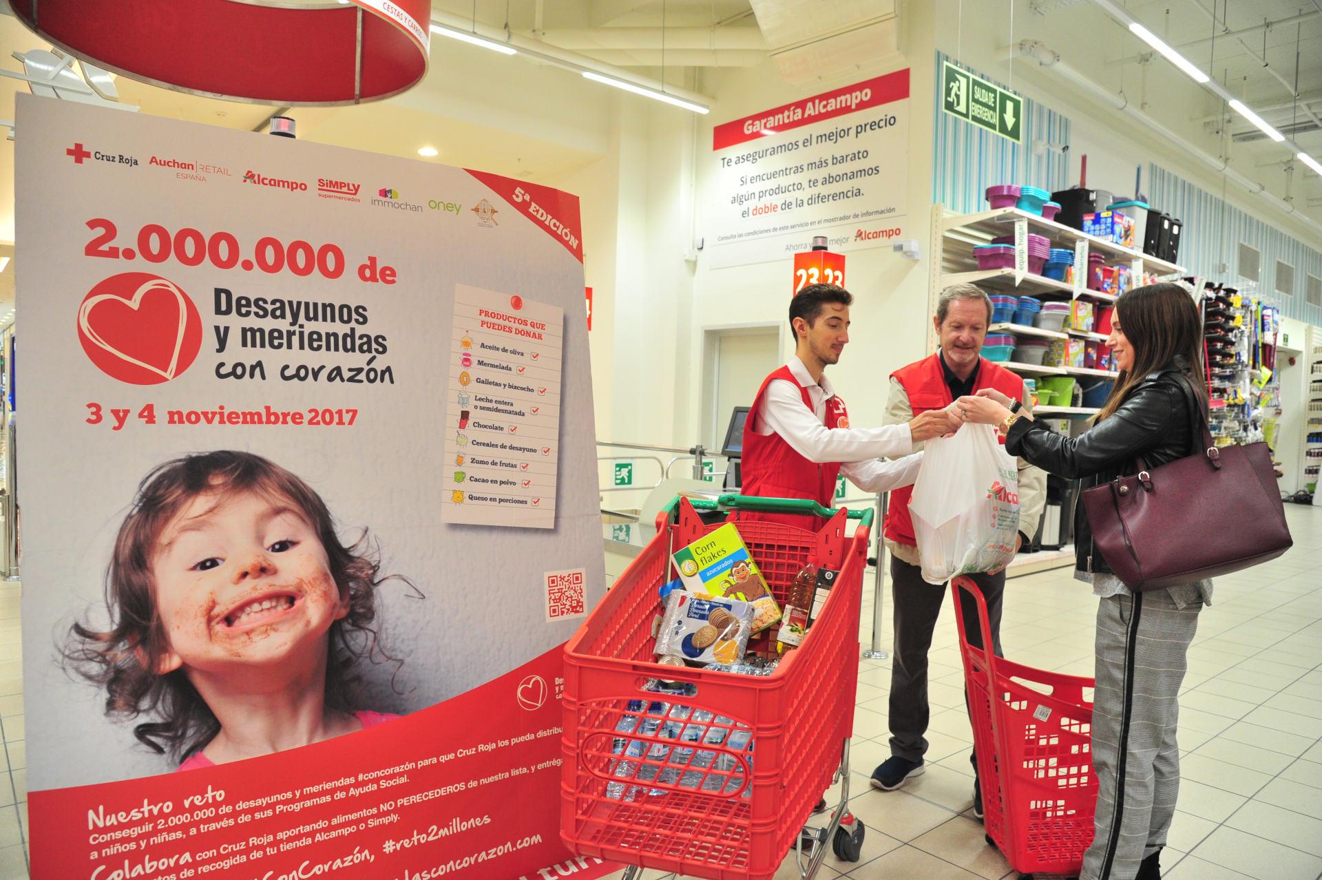 Laboratorio ODS Voluntare acciones Cruz Roja ODS 1