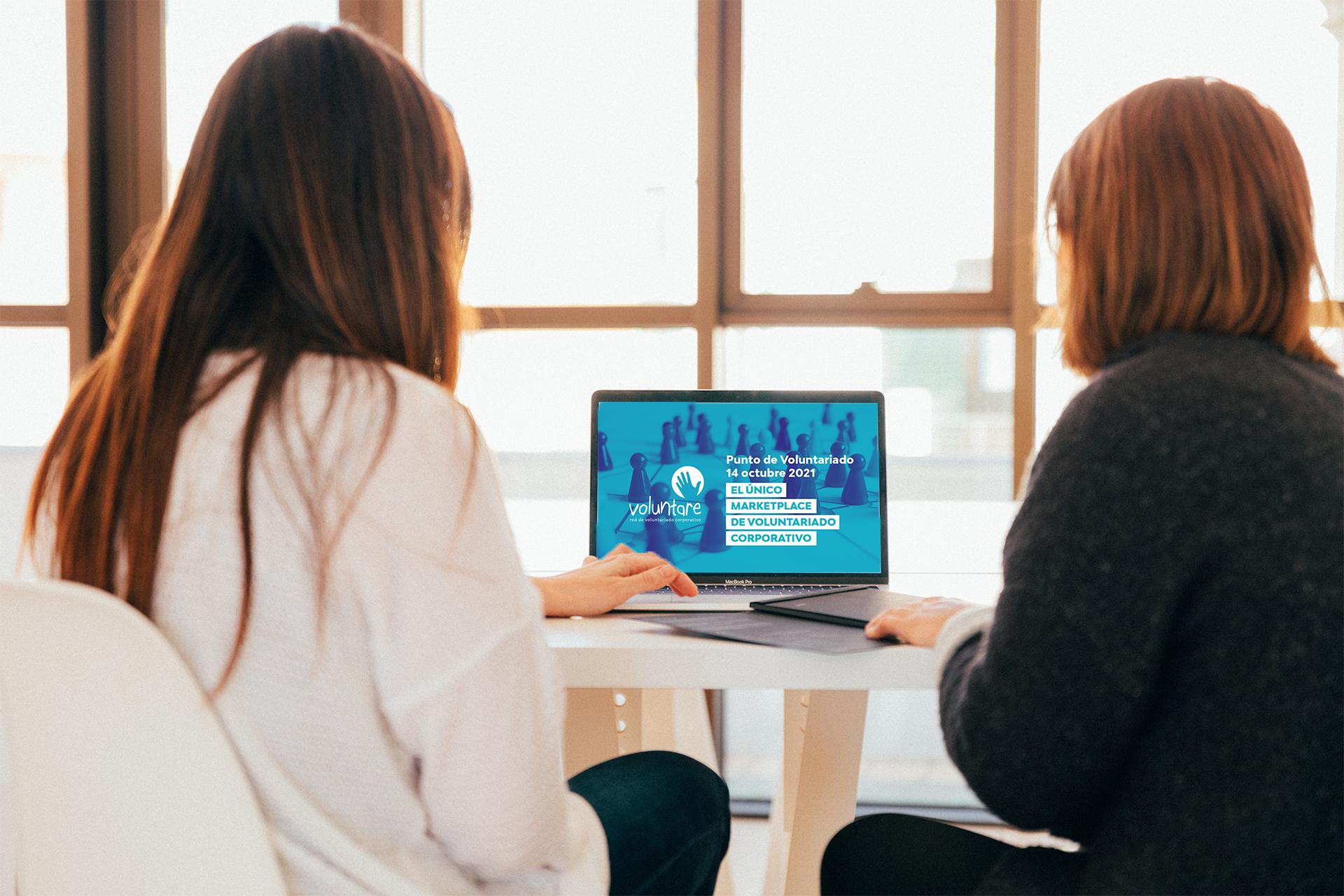 28 oportunidades de inspiración para alcanzar los ods a través del voluntariado corporativo. 2 edición virtual del Punto Voluntare 2021