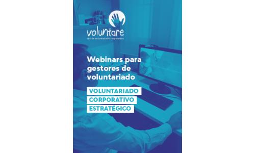 Webinar: Voluntariado Corporativo estratégico