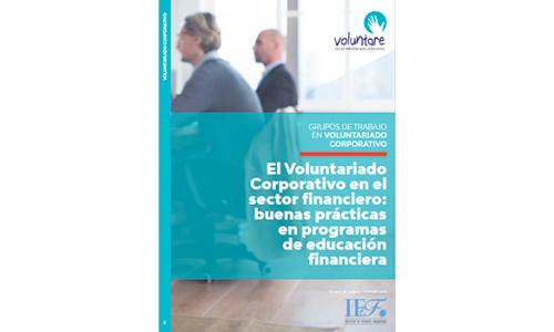 Voluntariado Corporativo en el ámbito financiero