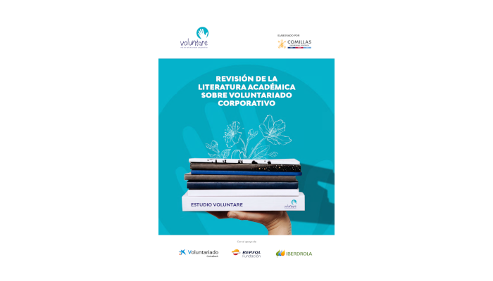Estudio Voluntare: Revisión de la literatura académica sobre voluntariado corporativo