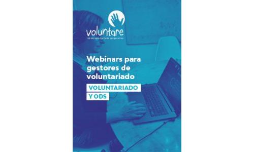 Webinar: ODS y Voluntariado Corporativo