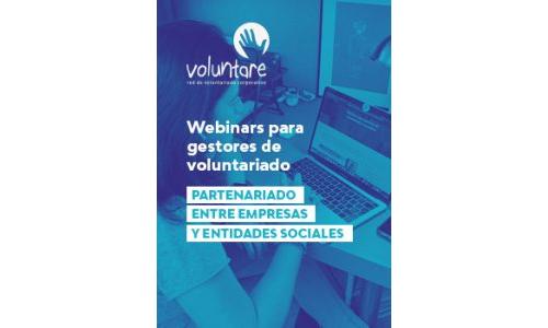 Webinar: Partenariado entre empresas y entidades sociales