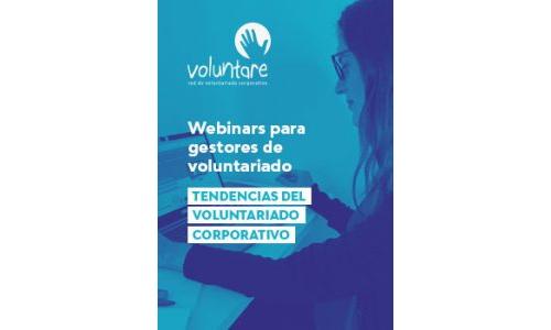 Webinar: Tendencias del Voluntariado Corporativo