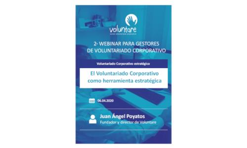 El Voluntariado Corporativo como herramienta estratégica