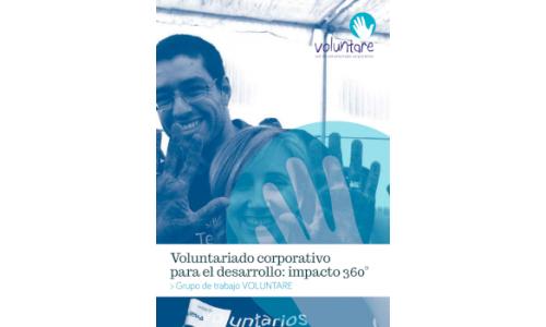 Grupo de Trabajo: Voluntariado corporativo para el desarrollo