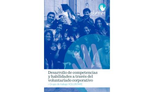 Grupo de Trabajo: Desarrollo de competencias a través del Voluntariado Corporativo
