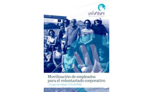 Grupo de Trabajo: Movilización de empleados para el voluntariado corporativo