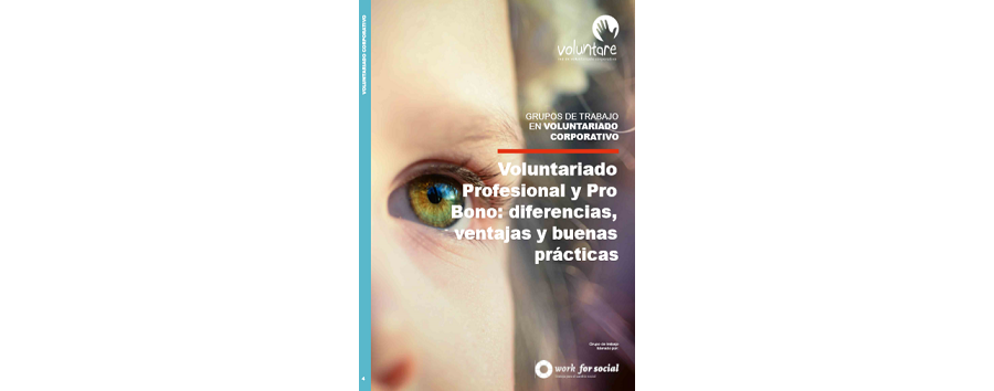 Voluntariado Profesional y Pro Bono: diferencias, ventajas y buenas prácticas