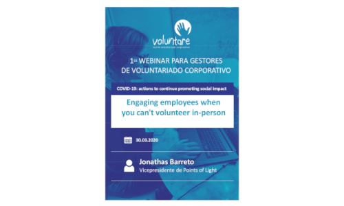 Engaging employees when you can